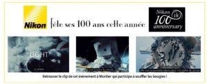 Nikon 100 ans