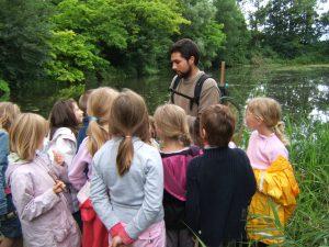 Education à l'environnement - Classes d'eau