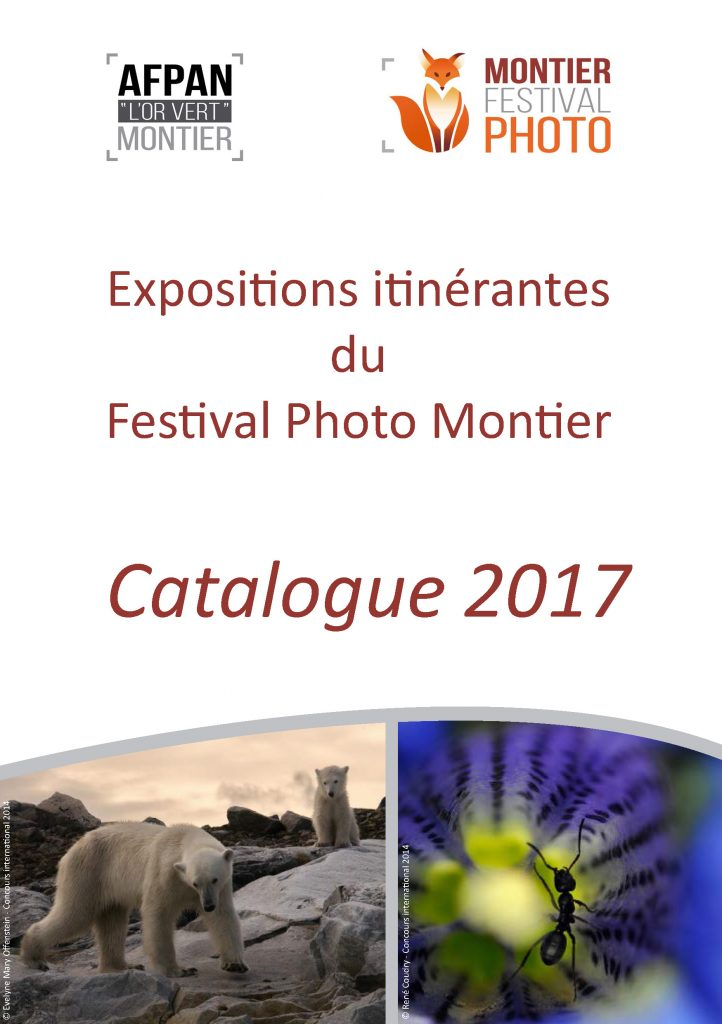 Expositions itinérantes du Festival Photo Montier