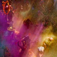 Fête des couleurs - Holi