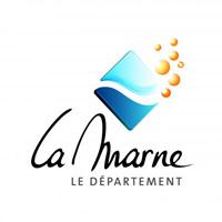 La Marne département