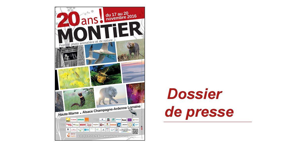 Dossier de Presse 2016 - Montier Festival Photo