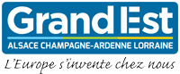 Logo Grand Est - Alsace Champagne Ardenne Lorraine
