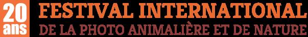 Montier Festival Photo - Festival International de la Photo Animalière et de Nature - Logo