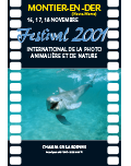 Affiche du Festival International de la Photo Animalière et de Nature de Montier-en-Der