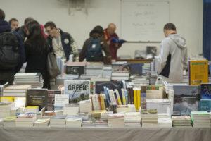 COSEC : librairie du festival, avec Mathieu RICARD