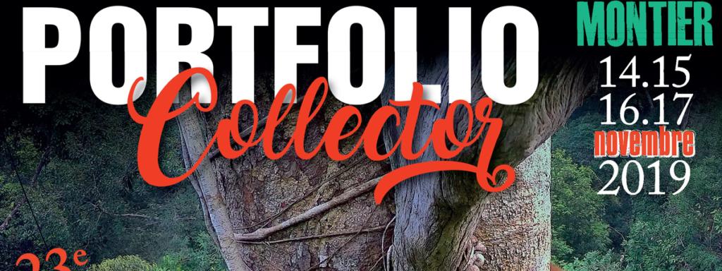 Couverture Portfolio collector 2019