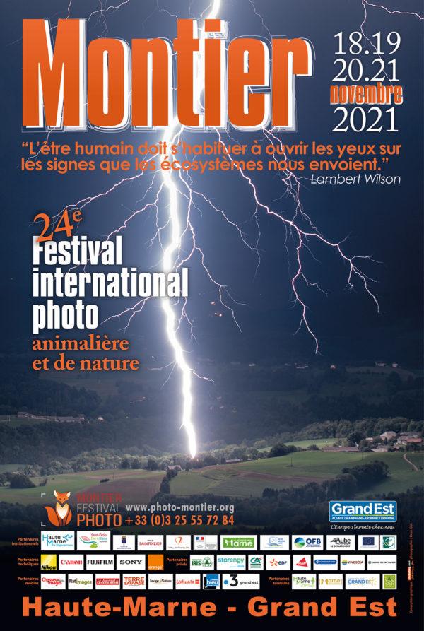 Affiche Photo Montier Festival 2021
