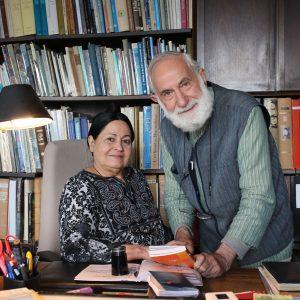 portrait - Roland et sabrina Michaud