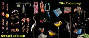 Articles en vente sur: www.art-afric.com - Cité Dahomey