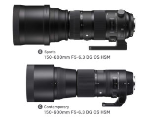 150-600mm F5-6.3 DG OS HSM | Sports & Contemporary - Sigma Corp