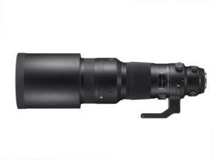 500mm F4 DG OS HSM | Sports - Sigma Corp