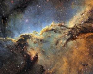 NGC6188 La main de Dieu - Bastien Foucher