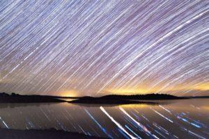 Filé d'étoiles à Alqueva - Griters