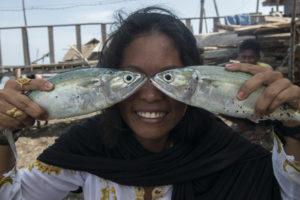 Des poissons dans la tête - Maxime Briola