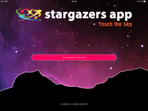 Login - Stargazers.space