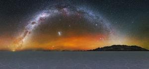 Les étoiles du salar d'Uyuni - Bastien Foucher