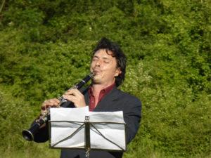 Compagnie Migrations -Evariste Champion, clarinettes - Alicelle