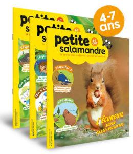 Revue Petite Salamandre - Salamandre