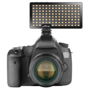 METZ - LED video compact bicolore S500 BC - Kerpix