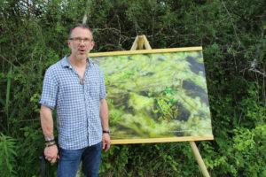 La grenouille verte... et le photographe - CENCA