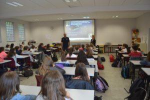 Intervention collège Patrice - L181