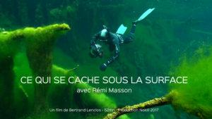 Film Ce qui se cache sous la surface - Bertrand Lenclos
