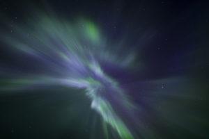 Aurora Borealis photographiée depuis le sud du Groenland - Paul Zizka