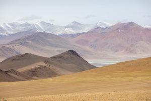 paysages du Changtang au Ladakh - Sylvain Dussans