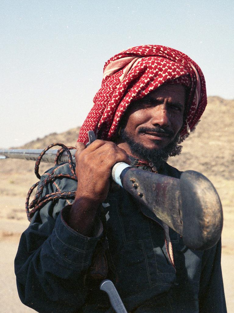 Arabie: bédouin du Hedjaz: 1971 - Ph Rochot