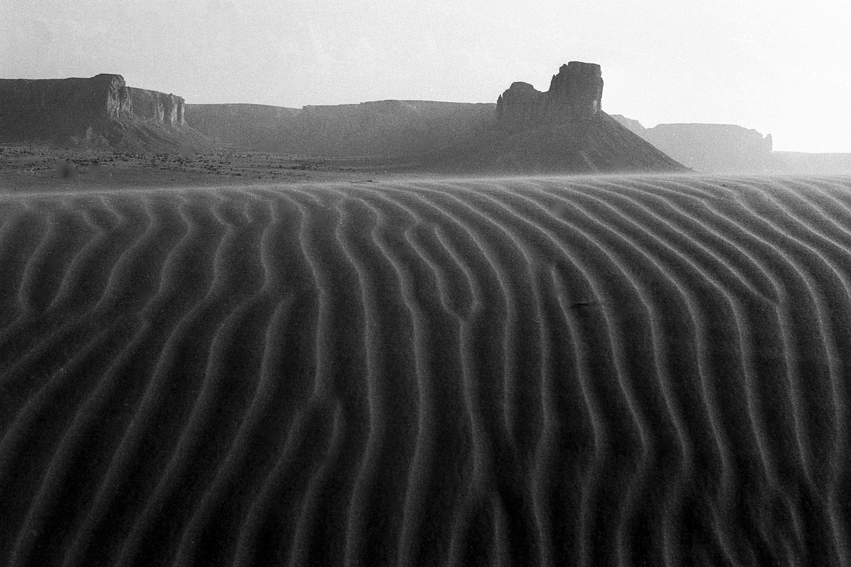 Arabie, désert du Nejd: 1980 - Ph Rochot