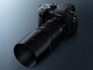 Lumix DC-GH5 avec optique H-ES50200 - Panasonic