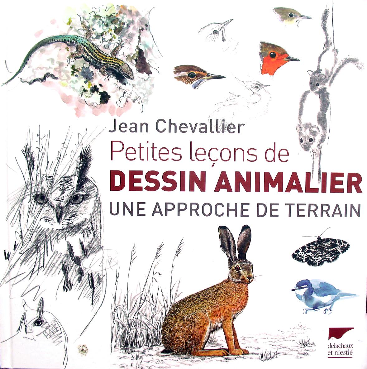 Petites leçons de dessin animalier, une approche de terrain