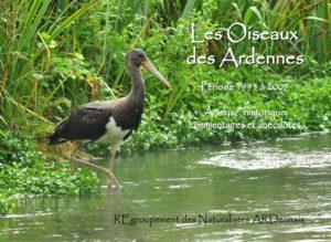 Les Oiseaux des Ardennes (Infox 2011)