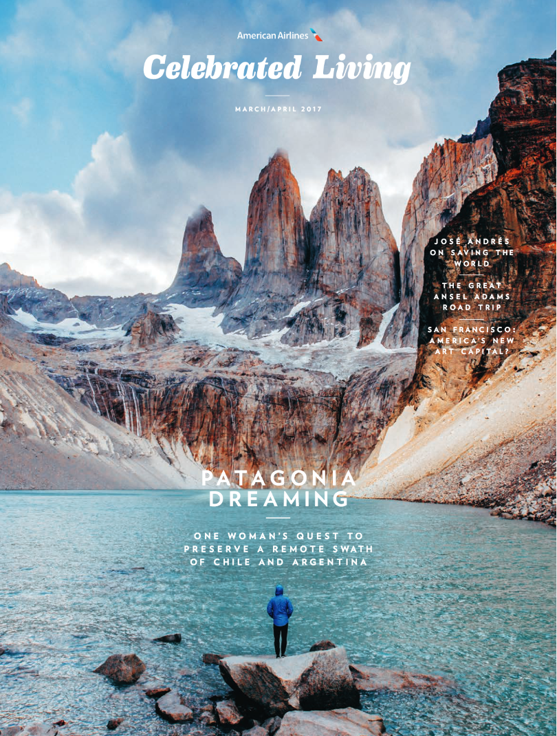Celebrated Living Magazine (USA)-Mars 2017