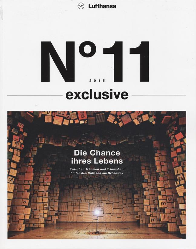 Lufthansa Magazine (Germany)-Nov 2015