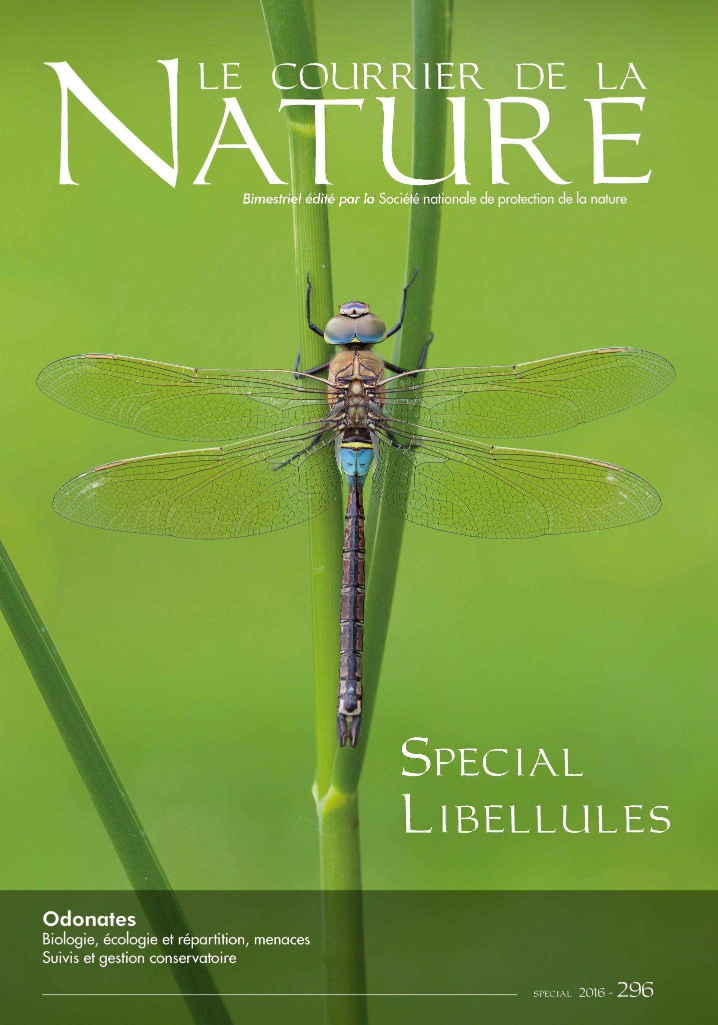 Le Courrier de la Nature. Spécial Libellules