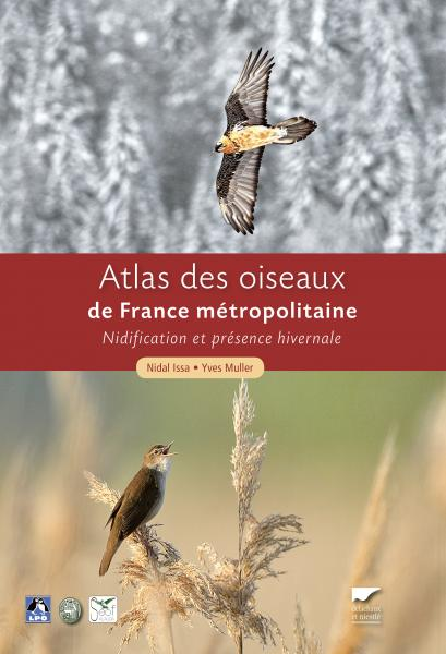 Atlas des oiseaux de France métropolitaine - Nidification et présence hivernale (coffret 2 volumes)