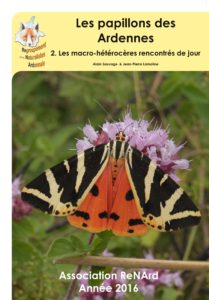 Les papillons des Ardennes (In'fox 2016)