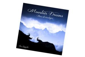 """Livre """"Mountain Dreams, rêves de montagne"""""""