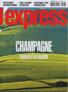 L'EXPRESS (photographie de couverture)
