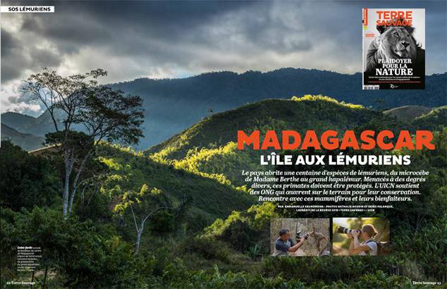 Terre Sauvage Magazine