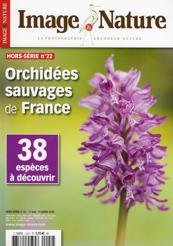 Image & Nature Hors Série 22 - Orchidées