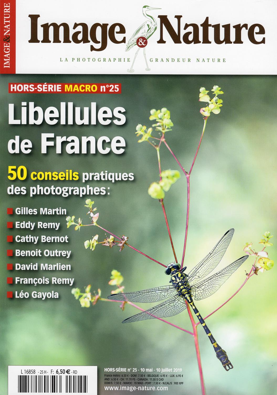 Image & Nature Hors Série Libellules