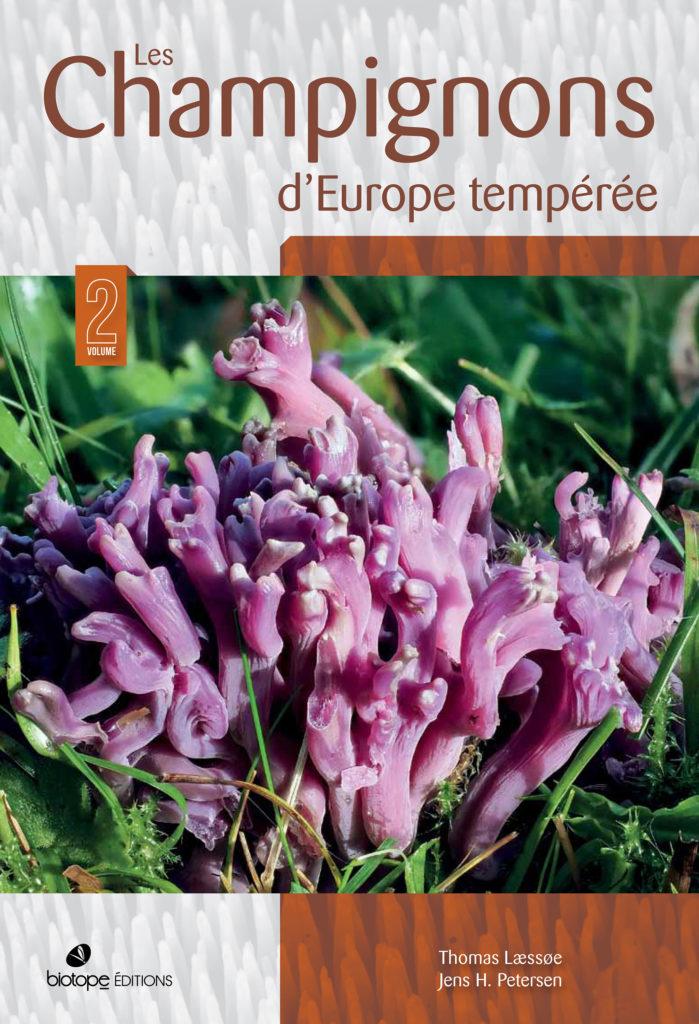 Champignons d'Europe tempérée (2 volumes)