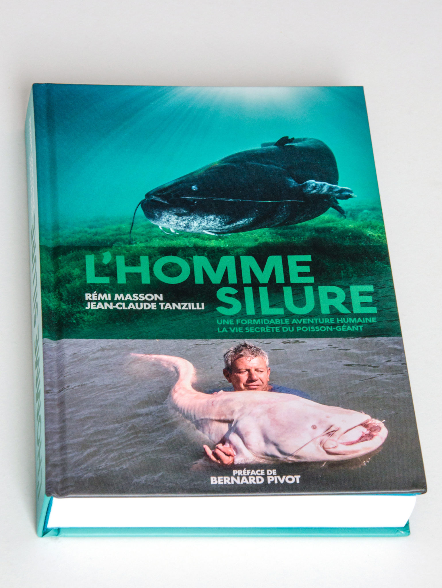 L'homme silure