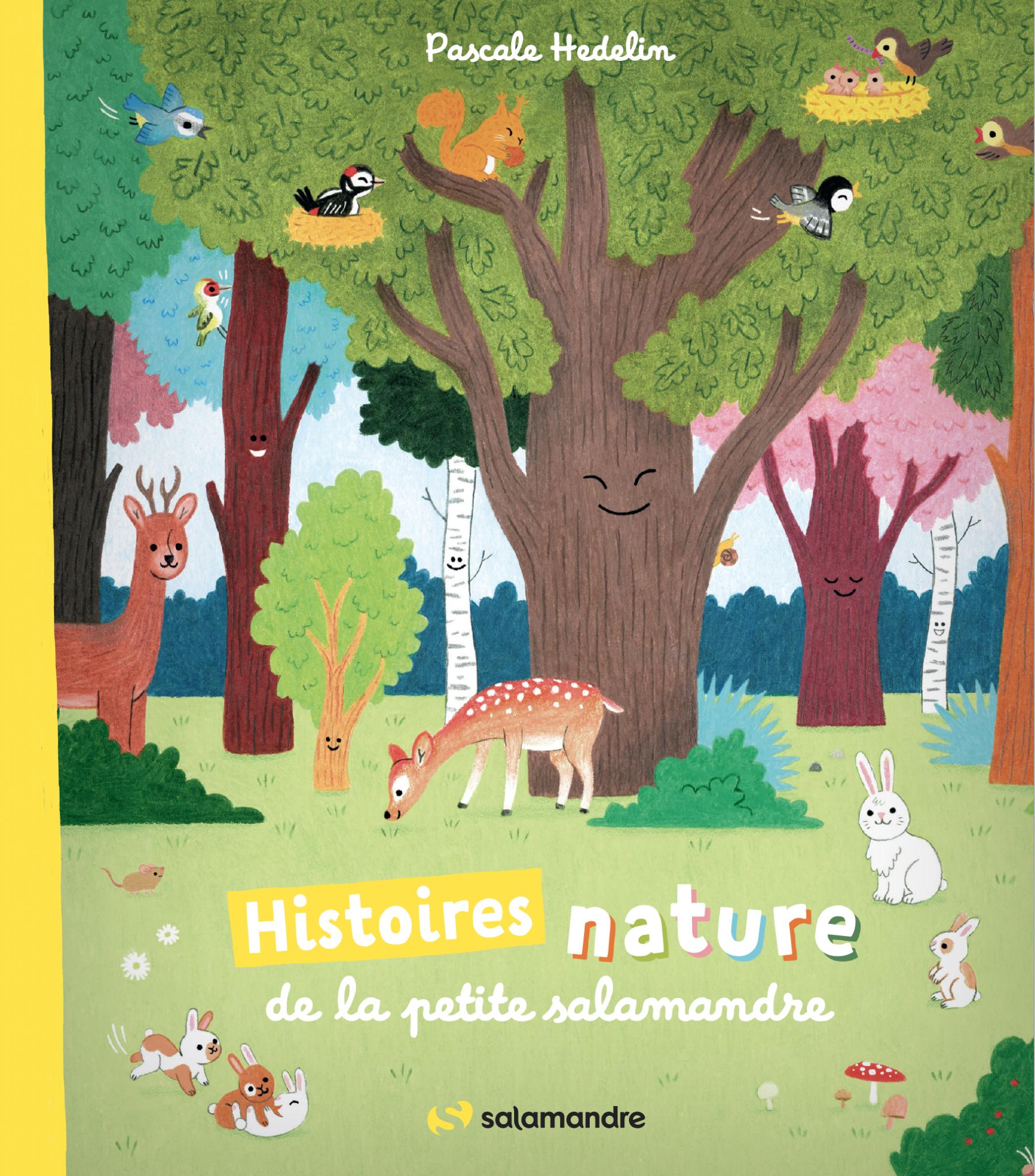 Histoires nature de la Petite Salamandre
